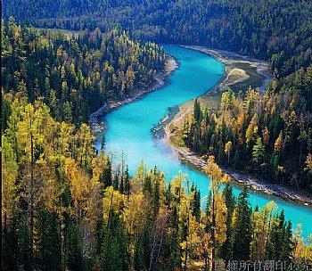 新疆喀纳斯湖_新疆喀纳斯湖水怪